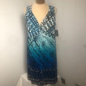 Womens Stretchy Dress. Size 1X. NEW